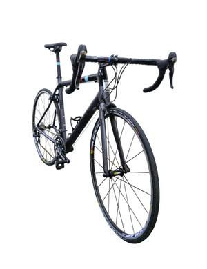 HOY alloy road bike - top of the range model