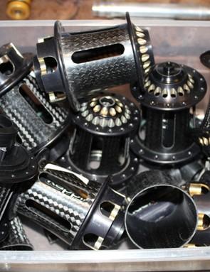Kappius hubs are handmade