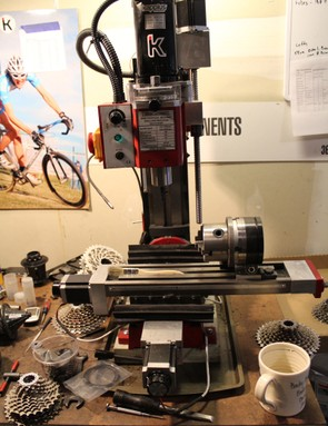 Kappius modifies the cassette in house