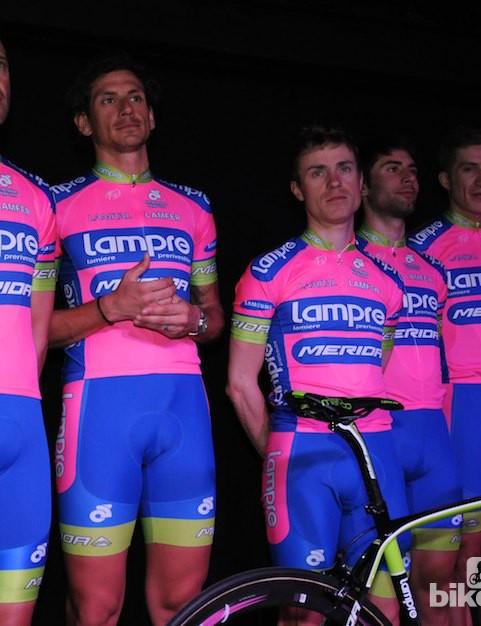 Alessandro Petacchi, Filippo Pozzato and Damiano Cunego took centre stage