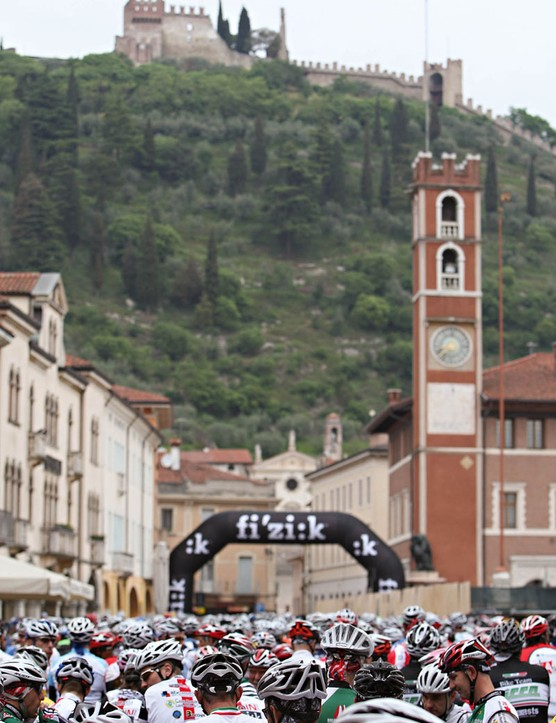 Win an all expenses paid trip to Italy to ride the Fizik Granfondo in April
