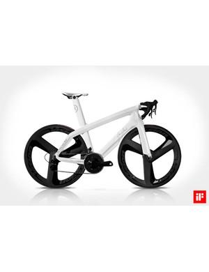 The Dream Machine won an iF design award at the Taipei Cycle D&I Awards 2013