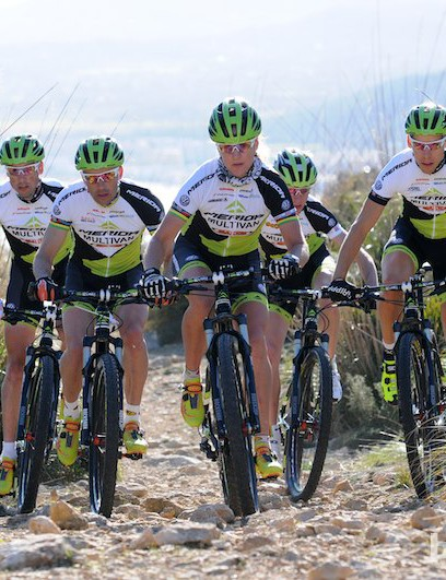 Multivan Merida have one of the strongest cross country line-ups in the sport