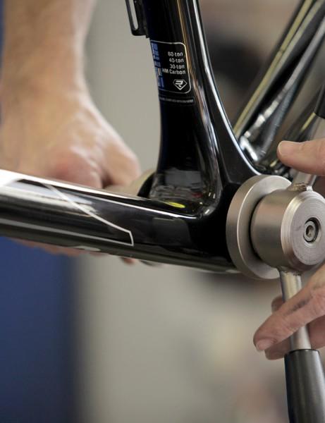 Excel mechanics don't cut corners when building bikes
