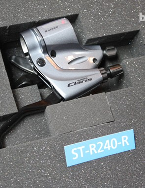 Shimano Claris integrated shift and brake lever