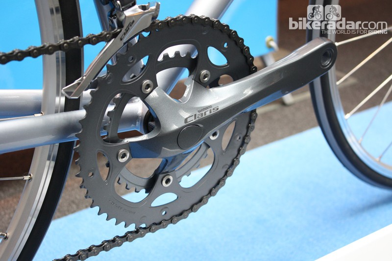 Shimano Claris double chainset