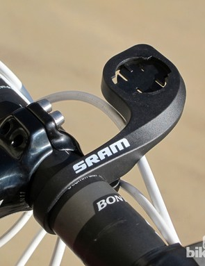 SRAM's new QuickView mount for newer Garmin Edge computer works well and is reasonably priced