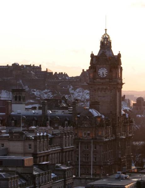 Edinburgh will host Red Bull Hill Chasers 2013