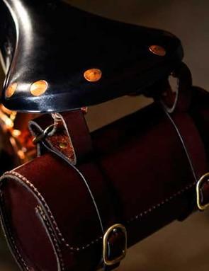 Detroit Cargo's $84 Woodward Saddle Bag