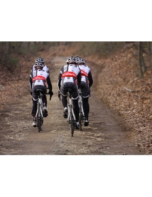 Stan's NoTubes is sponsoring a road team to promote tubeless road systems