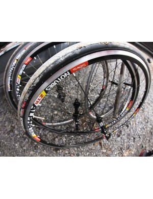 Stan's NoTubes tubeless road wheels