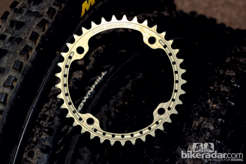 Renthal SR4 120 chainring