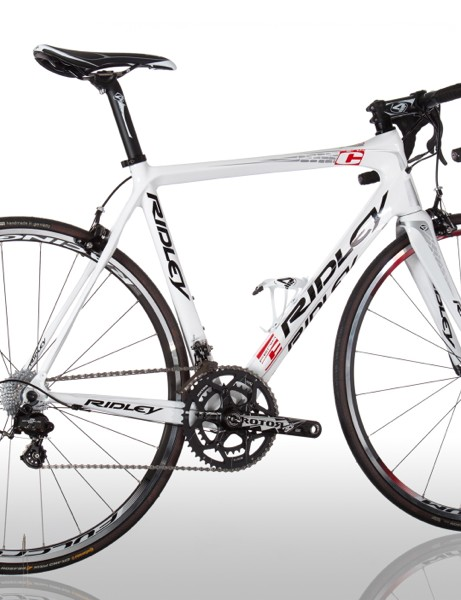 The new Ridley Fenix Classic