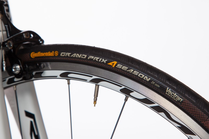 Your greatest ally for comfort on rough roads: wider tires