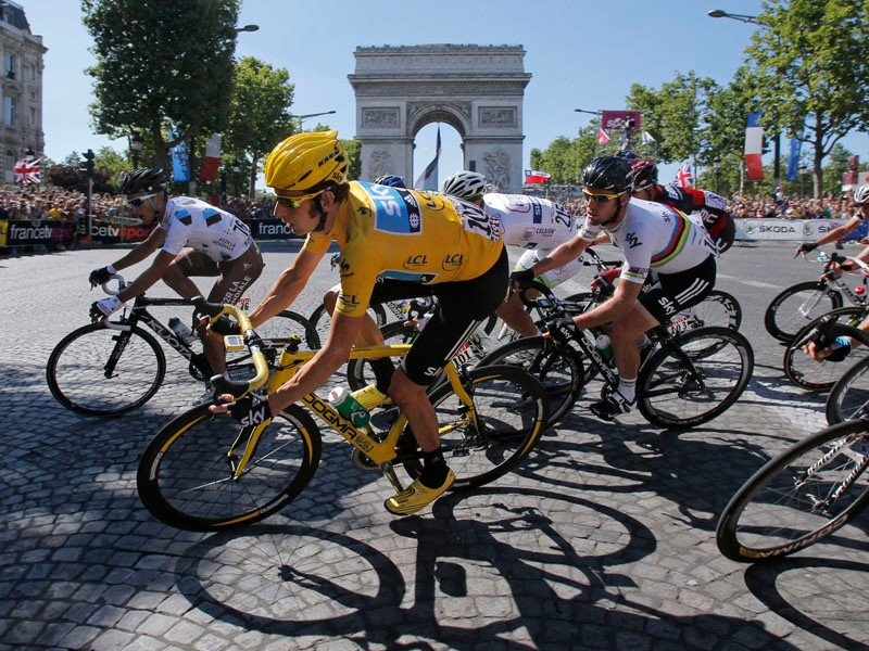 Members of the public will have a chance to ride the final stage of the Tour de France 2013 on the Champs Elysees
