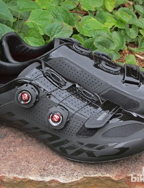 Specialized's top-end S-Works Road shoes underwent a major redesign for 2013