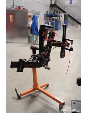 Anvil frame jigs are one of the most popular options among high-end frame builders