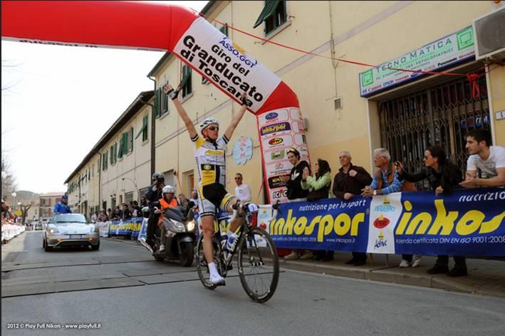 Riders such as Raimondas Rumsas will no longer be eligible winners of Italian granfondos