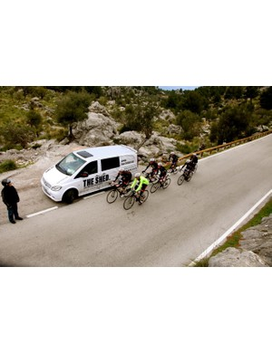 NFTO in action in Mallorca this February