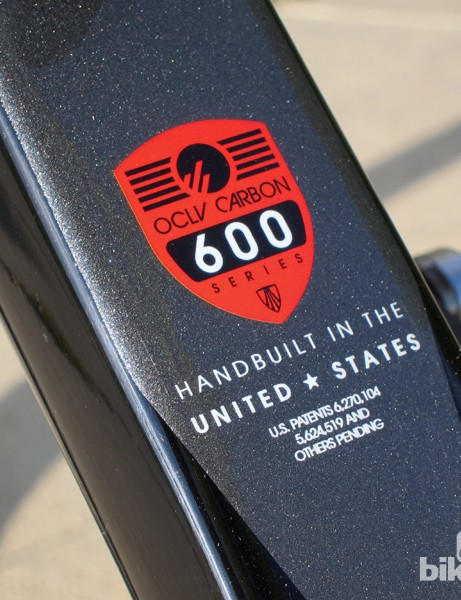 The Trek Madone 6-Series frames are still made in the US