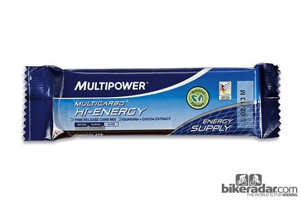 13d1748d482 Multipower Multicarbo Hi-Energy bar review