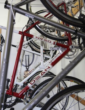 Dean Titanium Bicycles has occupied the same space just east of Boulder for 25 years