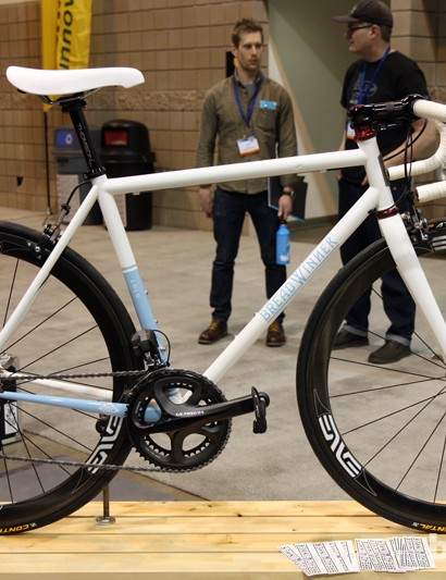 Renowned Portland, Oregon builders Tony Pereira and Ira Ryan are now working together on a new line of bikes called Breadwinner Cycles
