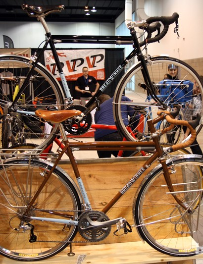 Breadwinner Cycles' range will be impressively diverse. Pictured here are the Continental