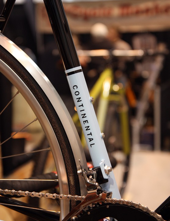 All of the new Breadwinner bikes feature tastefully understated paint