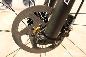 Sycip are some of the first to have Kettle Cycles carbon/ceramic rotors; look for our review of them in the near future
