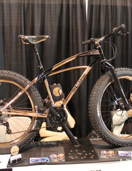 'The Lincoln' from Vice Cycles in Boise, Idaho
