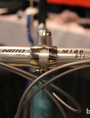 Classic 26mm Nitto handlebar