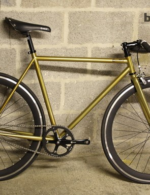 Quella's One in limited edition gold