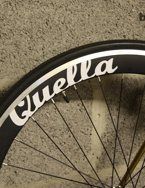 Each One comes equipped with Quella's own-brand 50mm rims