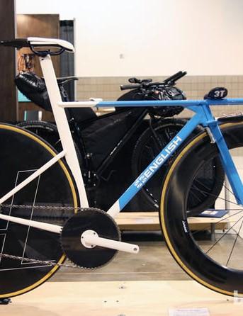 Rob English's personal TT machine