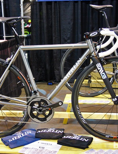 Merlin exhibited at NAHBS