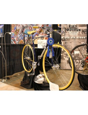 Cherubim's Rambler won Best City Bike