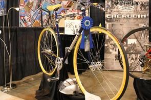 Cherubim's Rambler won Best City Bike