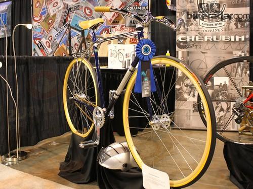 NAHBS 2013 Award Winner: Cherubim - BikeRadar