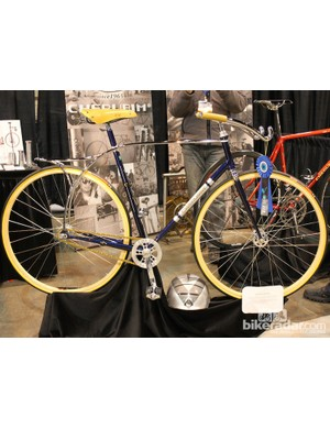 This is Cherubim's fifth NAHBS award