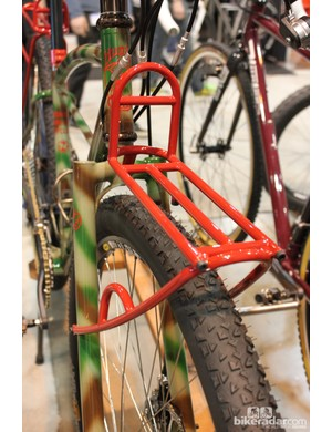 Clean and simple front rack