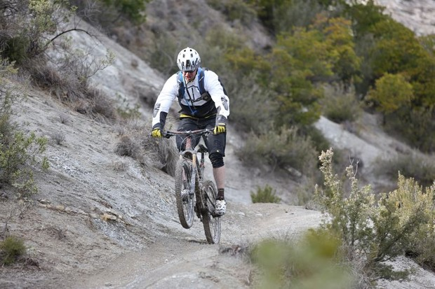 Mavic provided a mini Trans-Provence race for media to test out the new Notch line