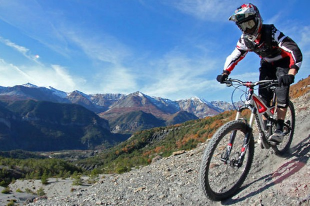 Incredible vistas, blue skies and endless singletrack – we think we've found heaven!