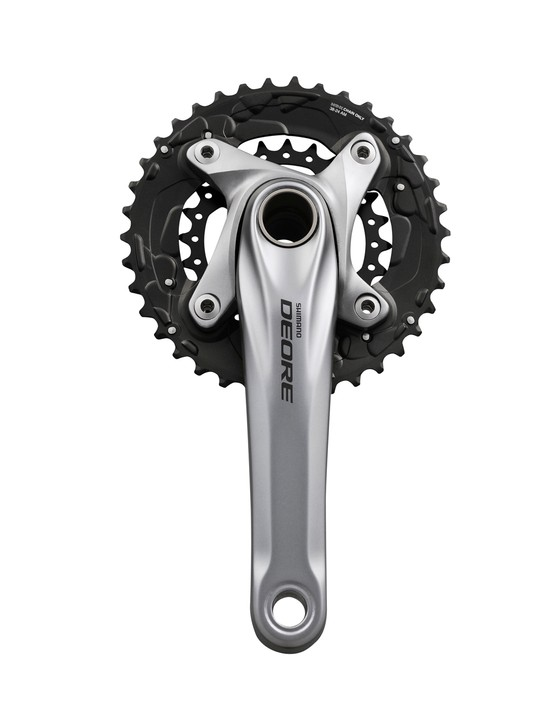 Shimano FC-M615 chainset