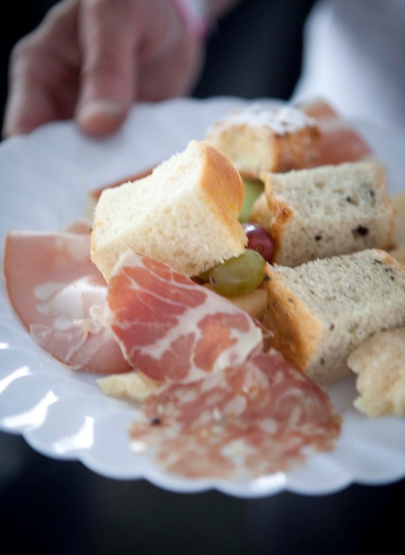 True to its name, the Gran Fondo Giro d'Italia brings plenty of Italian flair to its events