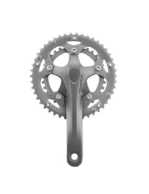 Shimano FC-2450 46T chainset silver