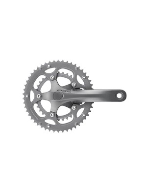 Shimano FC-2450 50T chainset silver