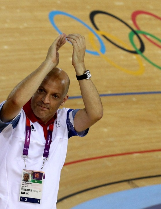 Dave Brailsford, mastermind of Team GB's London 2012 cycling success, has been knighted