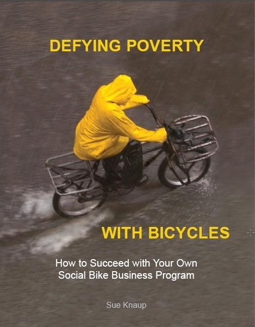 Knaup challenges noprofits to make bike programs longlasting and effective