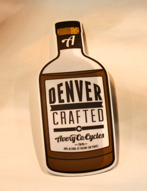 Avery Cycles: drink up